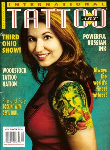 tattoo art magazine