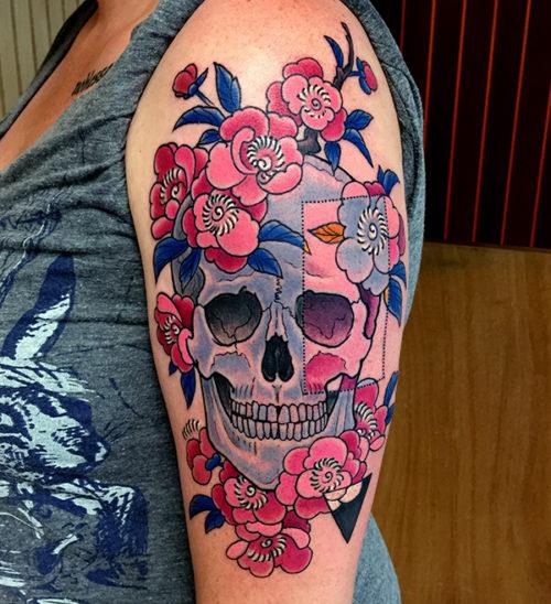 George Bardadim Tattoo