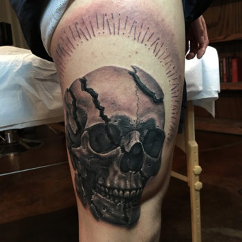 George Bardadim Tattoo